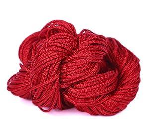 EOZY Trenzada Línea Cuerda De Nylón Para Nudo China Multi Usado 27m*1mm Rojo   Más información y revisión del cliente