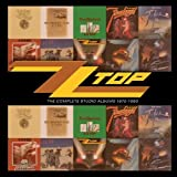 The Complete Studio Albums 1970-1990 (10 CD) by ZZ Top Box set edition (2013) Audio CD