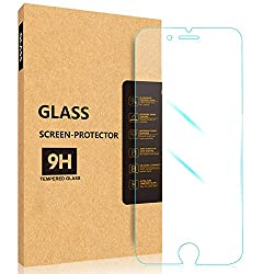 [Newest Innovative Rewarding] Aerb Smart iPhone 6S Plus Tempered Glass Screen Protector W Smart [Return Key] & [Confirm Key] for Apple iPhone 6 Plus 6S Plus (5.5)