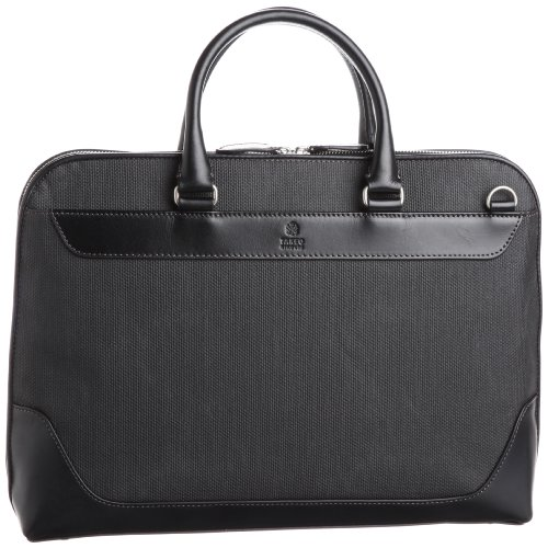 [タケオ キクチ] TAKEO KIKUCHI キャロル ビジネスバッグ A4 フルオープン 薄マチ 173501 BLK (クロ)