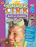 Math plus Reading, Grades 3 - 4: Summer Before Grade 4 (Summer Link)