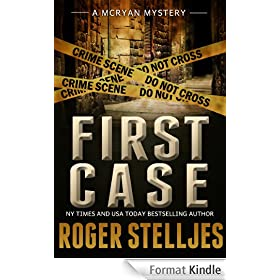 FIRST CASE (McRyan Mystery Series Prequel) (English Edition)