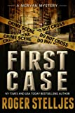 FIRST CASE: Murder Alley - Thriller (McRyan Mystery Series)