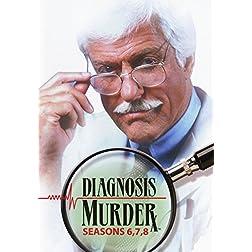 Diagnosis Murder//Seasons 6,7,8.