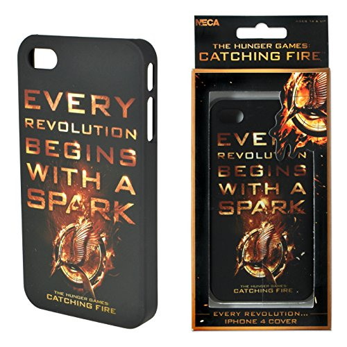 "NECA The Hunger Games: Catching Fire ""Every Revolution"" iPhone 4 Cover - 1"