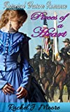 img - for Historical Western Romance: Clean Romance - Pieces of a Heart (Contemporary Historical Sweet Second Chance War Romance) (Inspirational Westerns Happy Victorian Urban Rancher Cowboy Short Stories) book / textbook / text book