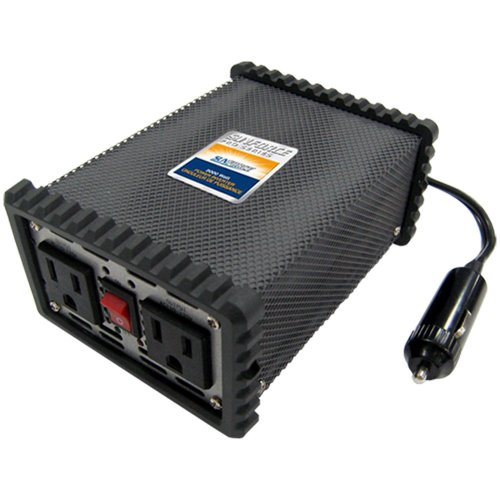 Sunforce 11134 200-Watt DC to AC Modified Sine Wave Inverter