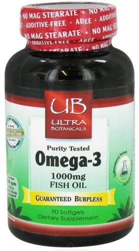 Ultra Omega 3 Fish Oil