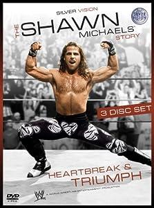 WWE - Shawn Michaels Story - Heartbreak And Triumph [UK Import]