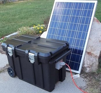 5000 Solar Generator s