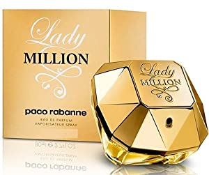 PACO RABANNE LADY MILLION by Paco Rabanne EAU DE PARFUM SPRAY 1.7 OZ for WOMEN