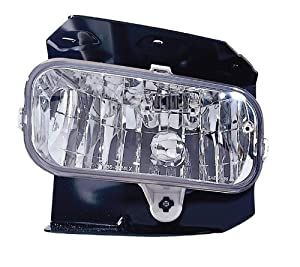 Depo 330-2016PXAS Fog Lamp Assembly