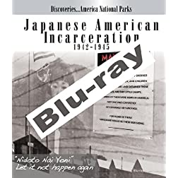 Discoveries...America National Parks: Japanese American Incarceration 1942-1945 [Blu-ray]