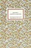Goethes schönste Gedichte (Insel Bücherei)