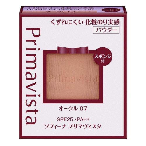 プリマヴィスタ くずれにくい化粧のり実感パウダーFD OC7