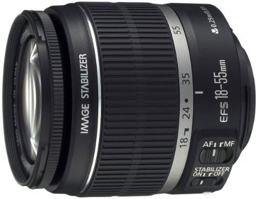 Canon 標準ズームレンズ EF-S18-55mm F3.5-5.6 IS APS-C対応
