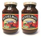 Musselmans Apple Butter (Pack of 2) 17 oz Jars