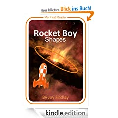 Rocket Boy Shapes (Rocket Boy My First Reader)