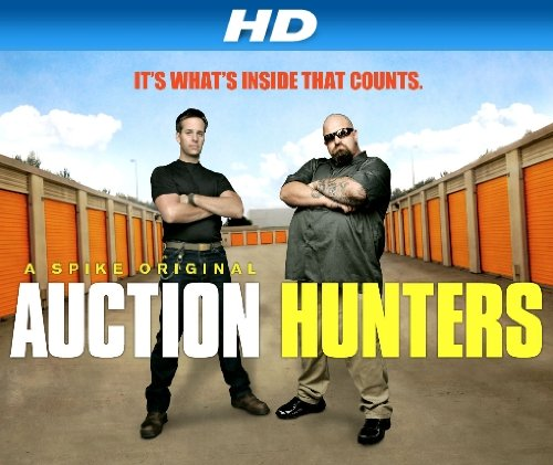 Auction Hunters Season 1 movie
