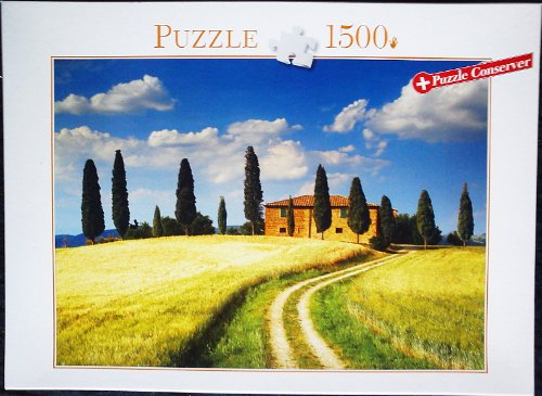 Ravensburger - Toskanische Landschaft - 1000 Teile Puzzle