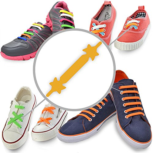 no-tie-laces-kid-set-yellow-best-elastic-silicone-shoelaces-with-special-design-to-easy-pull-lock-wa