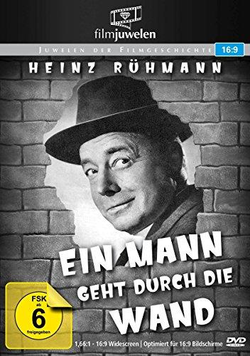 Heinz Rühmann: Ein Mann geht durch die Wand (Neuauflage in Original 16:9 Widescreen / Vollbild) - Filmjuwelen hier kaufen