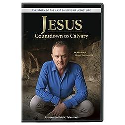 Jesus: Countdown to Calvary DVD