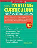 Writing Curriculum. Grade 3 (Week-by-Week Lessons)