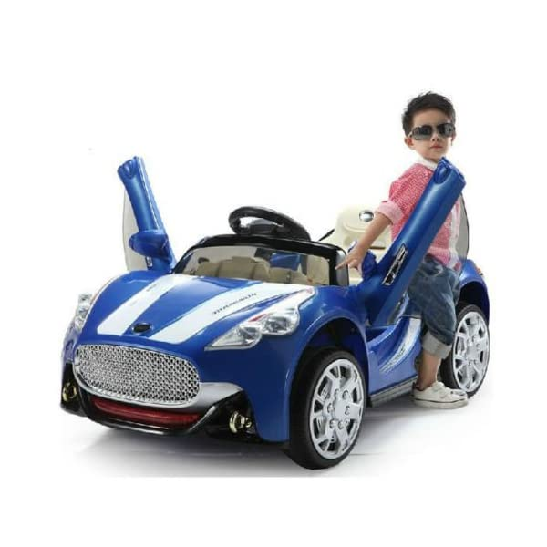 Maserati Style 12v Kids Ride On Car Battery Power Wheels Remote