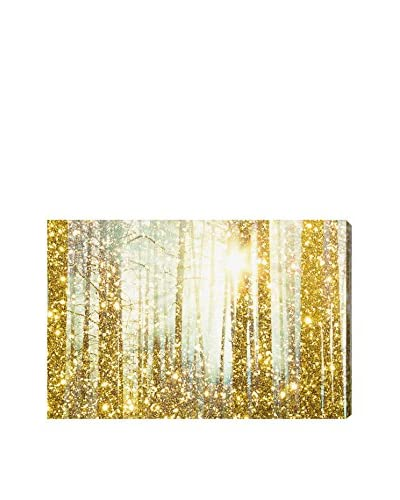 """Modernarte """"Magical Forest"""" Canvas Art"""