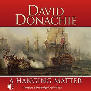 A Hanging Matter Audiobook