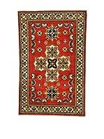 L'Eden del Tappeto Alfombra Uzebekistan Super Multicolor 96 x 150 cm