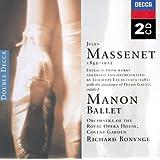 Massenet: Manon Ballet (2 CDs)