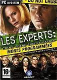 echange, troc Les experts CSI: mort programmées
