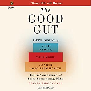 The Good Gut Audiobook
