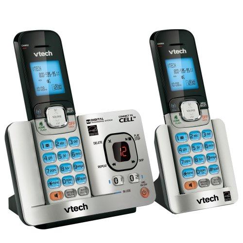 VTECH DS65212 dect_6.0 2-Handset 2-Line Landline Telephone