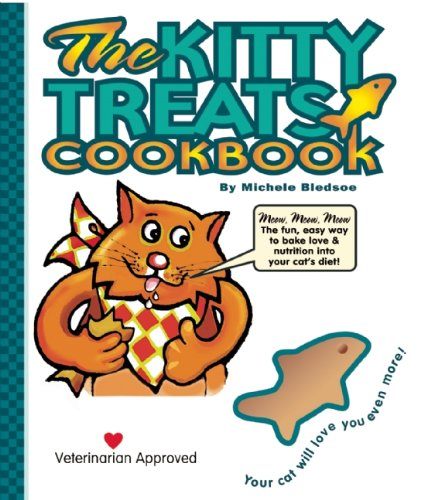 The Kitty Treats Cookbook097543604X : image