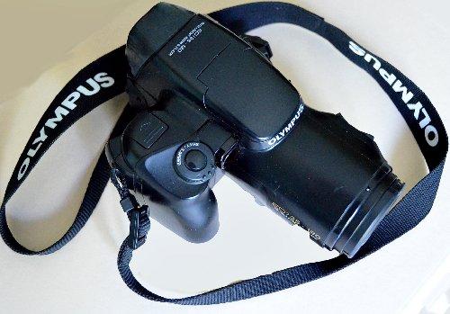 Olympus IS-3 DLX Quartz Date