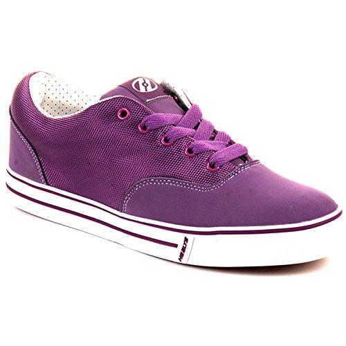 Echte Heelys Schuhe - Lila / Weiß - 38
