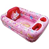 Disney Princess - Inflatable Safety Bathtub for Baby