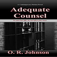 Adequate Counsel Audiobook by O.R. Johnson Narrated by Christine Rogerson