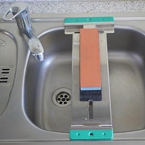 Schleifbrücke  Schleifbank  Schleifhilfe  Schleifvorrichtung zum komfortablen Schleifen  BaumarktRezension