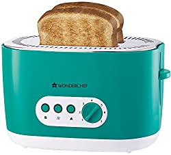 Wonderchef Regalia 930-Watt Toaster (Green)