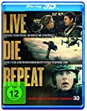DVD & Blu-ray - Edge of Tomorrow - Live.Die.Repeat [3D Blu-ray]