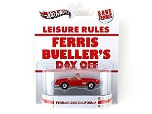 Ferris Bueller's Day Off Ferrari 250 California 1/64 (996F)