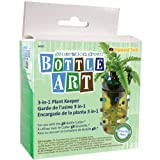 USA Wholesaler - 10631635 - Bottle Art Kit-3-In-1 Plant Keeper