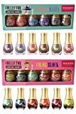 Bourjois Nail Varnish Duo Pack Offer Pastel and Colour Block