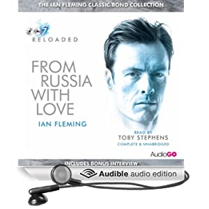 From Russia with Love (with interview) (Unabridged)