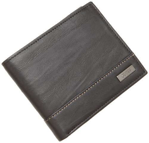 Guess Men's Multi Card Passcase Wallet