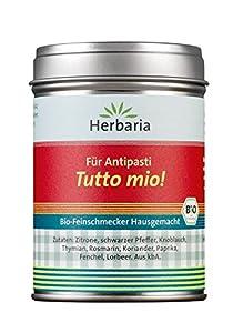 Tutto mio! - für Antipasti BIO from Herbaria-Kräuterparadies GmbH